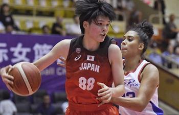 2019 Xichang Women's Int'l Basketball Championships: Puerto Rico vs. Japan