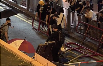 How violence has disrupted Hong Kong over last 2 months