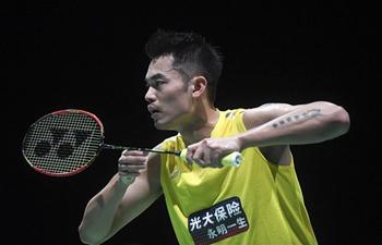 BWF World Championships: Lin Dan vs. Nguyen Tien Minh