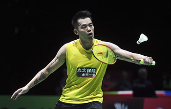 Highlights of 2nd round at BWF World Championships