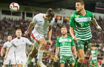 UEFA Europa League play-offs: Suduva vs. Ferencvaros