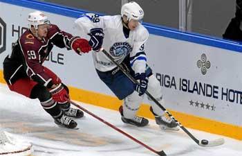 Ice hockey: highlights of 2019 Latvian Railway Cup