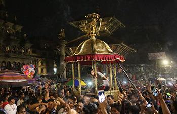 Bhimsen Festival celebrated in Lalitpur, Nepal