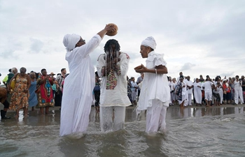400th anniv. of 1st African landing at Old Point Comfort in Virginia marked in Hampton