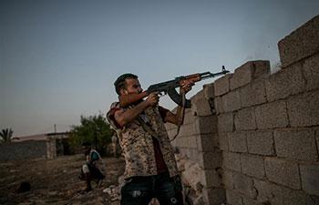 Libya's east-based army says clashes kill 12 gov't troops near Gharyan