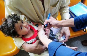 Three-day anti-polio campaign held in Pakistan