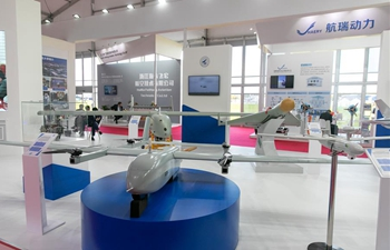 China presents latest aviation developments at world air show in Russia