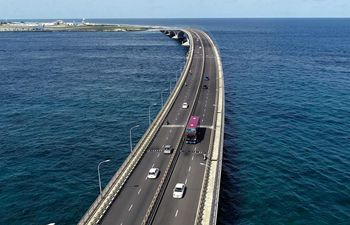 China-Maldives Friendship Bridge brings convenience for locals