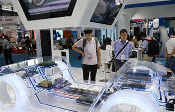 17th China Int'l Semiconductor Expo held in Shanghai
