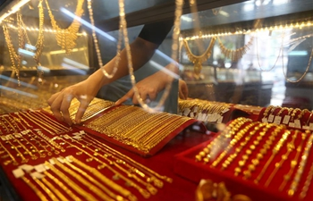 Myanmar's domestic gold price surges to record highest as USD appreciates