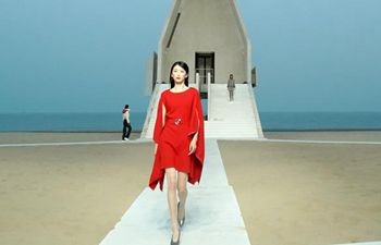 Pierre Cardin's collection presented in China's Hebei