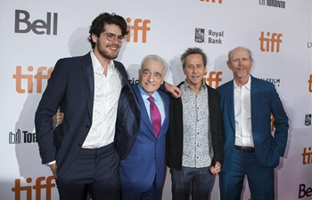 "Premiere of film ""Once Were Brothers: Robbie Robertson and The Band"" during 2019 Toronto International Film Festival"