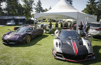 10th annual Luxury and Super Weekend show held in Vancouver, Canada