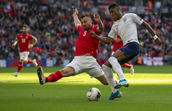 UEFA Euro 2020 Qualifying Round Group A match: England vs. Bulgaria