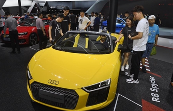 Glimpse of 22nd Chengdu Auto Show