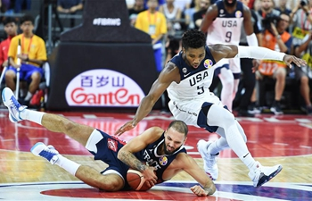FIBA World Cup: United States vs. France