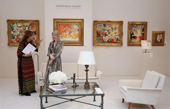 "31st edition of ""La Biennale Paris"" held in Paris, France"