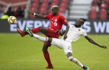 Toronto FC beats Colorado Rapids 3-2 at 2019 MLS match