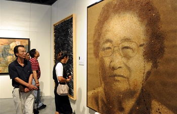 13th China National Exhibition of Fine Arts opens in Ningbo