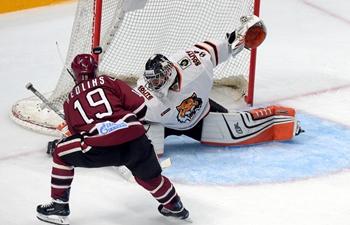 Riga Dinamo beats Khabarovsk Amur 4-3 in KHL match