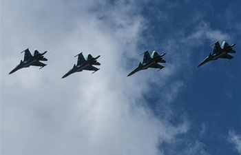 Center-2019 military exercises held in Russia