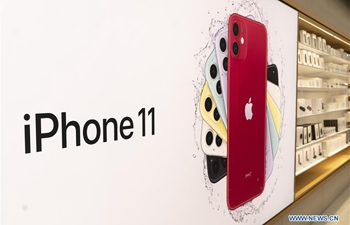 Apple's new products go on sale in London
