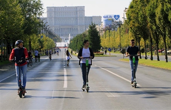European Mobility Week, World Car-Free Day celebrated in Romania