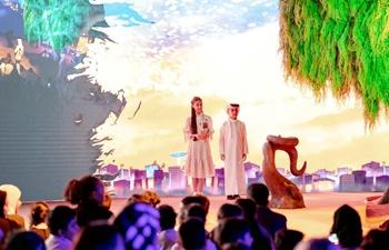 Expo 2020 Dubai unveils mascots