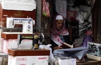 In pics: daily life in Sanaa, Yemen