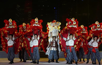 Gala held to celebrate 70th founding anniversary of PRC in Guangzhou