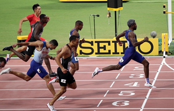 Highlights of men's 200m final at 2019 IAAF World Athletics Championships in Doha