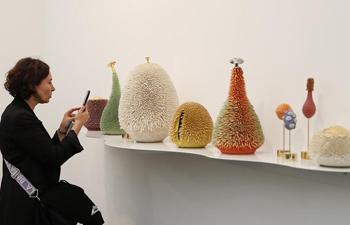 In pics: artworks at Frieze London art fair