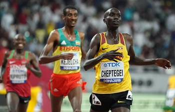 In pics: men's 10000m at 2019 IAAF World Championships