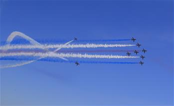 Highlights of Great Pacific Airshow