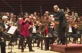 Concert staged in Philadelphia highlights Chinese musical culture