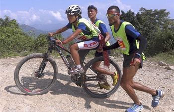 Highlights of Nepal Pokhara Int'l Mountain Cross Country Competition 2019