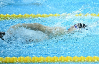 In pics: swimming finals at 7th CISM Military World Games