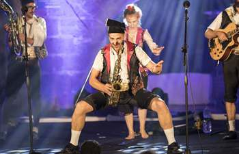 Acre Fringe Theater Festival held in Acre, Israel