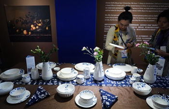 2019 China Jingdezhen Int'l Ceramic Fair held in China's Jiangxi