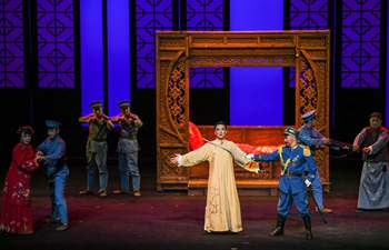 Su opera Guo Ding Hun staged in Nanjing