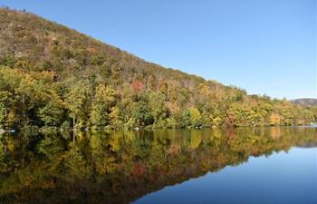 In pics: autumn scenery of Bear Mountain in New York