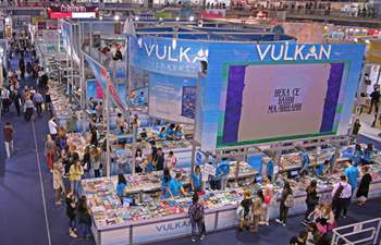 Serbia's annual book fair opens with focus on Egypt