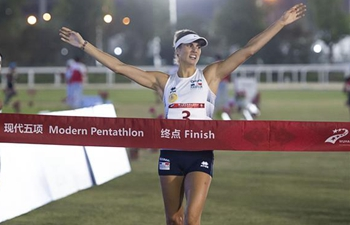 In pics: modern pentathlon at 7th CISM Military World Games