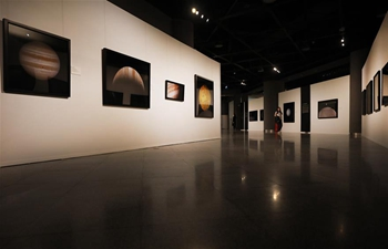 "Astrophotography exhibition ""Otherworlds: Visions of Our Solar System"" held in Shanghai"