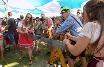 61st annual Windhoek Oktoberfest held in Namibia