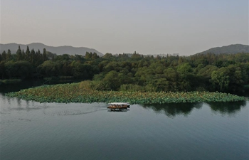 In pics: West Lake scenic area in Hangzhou