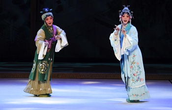 Puxian opera performed in China's Fujian