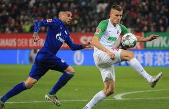 Schalke secure 3-2 comeback victory at Augsburg in Bundesliga