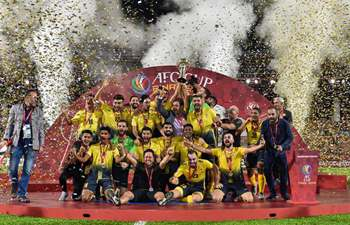 Lebanon's Al Ahed FC wins AFC Cup