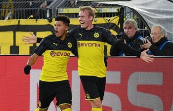 Dortmund overpower Inter Milan 3-2 in UEFA Champions League